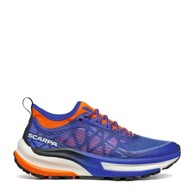 scarpa golden gate ATR deep blue and and white
