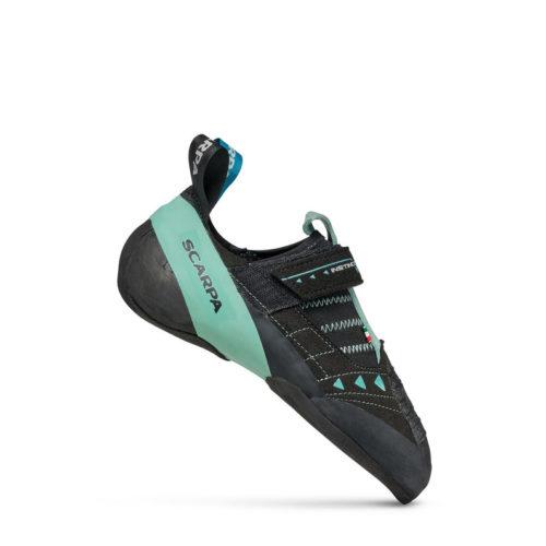 scarpa instinct vs womans specific climbing shoe