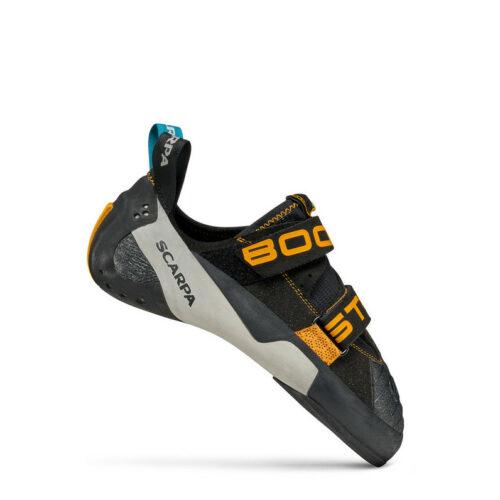 scarpa booster climbing shoe