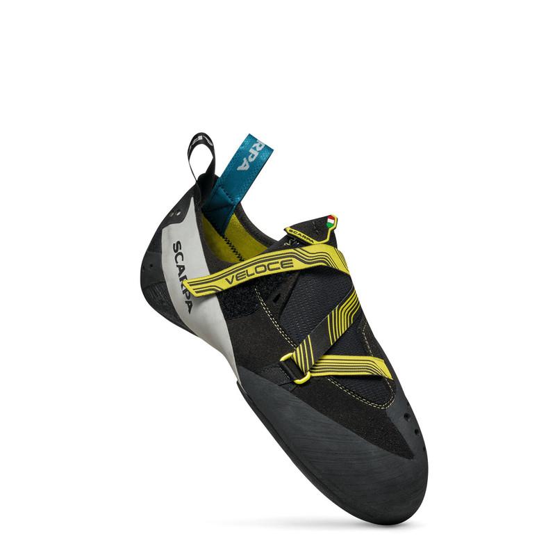 veloce climbing shoe